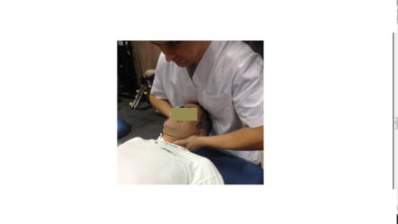 Cervical lateral glide